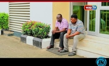 COMEDY VIDEO: Akpan and Oduma  - Motivational Money